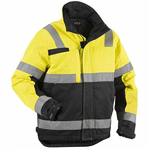 Blakläder 4862181133994x L High Schrauben Jacke Winter Klasse 3Größe 4x L gelb/schwarz