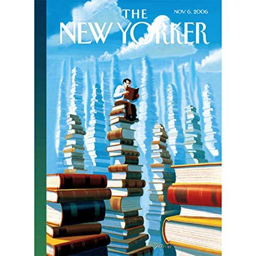 The New Yorker (Nov. 6, 2006) audiobook cover art