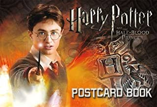 """""""Harry Potter and the Half-Blood Prince"""": Postcard Book"""