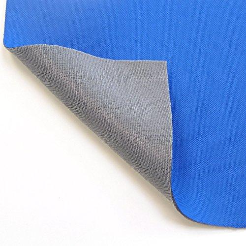 Toit de Voiture Tissu Doublure Tissu Chiffon bleu ciel – Tissu décoratif en bleu