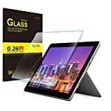 ELTD Screen Protector for Surface Go, Premium 9H Hardness
