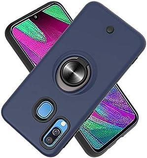 حافظة مناسبة - حافظة هاتف بنمط جيروسكوب مع دعامة دوارة لهاتف OPPO F9 F7 A3 F5 A73 A83 A1 A5 A3S A5S A7X A7 A79 F11 A9 A59 ...