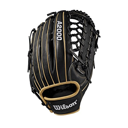 Wilson A2000 KP92 12.5' Outfield Baseball Glove - Right Hand Throw