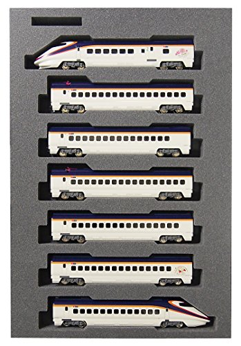 KATO Nゲージ E3系 2000番台 山形新幹線 つばさ 新塗色 7両セット 10-1255 鉄道模型 電車
