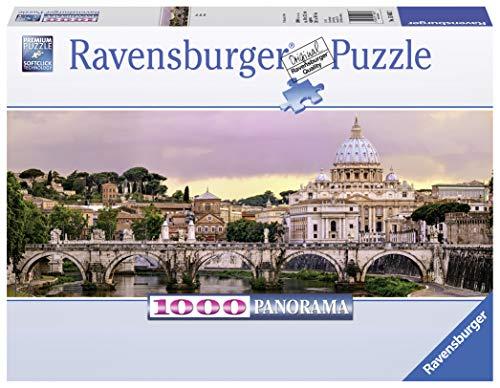 Ravensburger 15063 Puzzle Panorama Roma, 1000 Pezzi