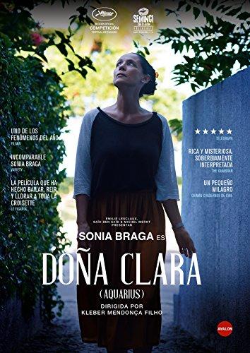 Aquarius (DOÑA CLARA - DVD -, Spanien Import, siehe Details für Sprachen)