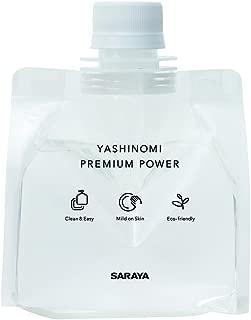 サラヤ ヤシノミ洗剤 プレミアムパワー 野菜・食器用 つけかえ用 240mL