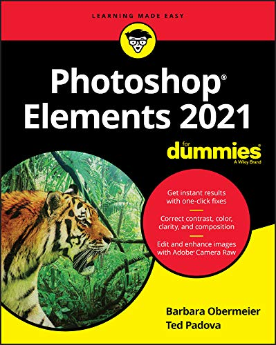Photoshop Elements 2021 For Dummies (For Dummies (Computer/Tech)) (English Edition)