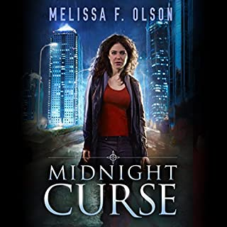 Midnight Curse audiobook cover art