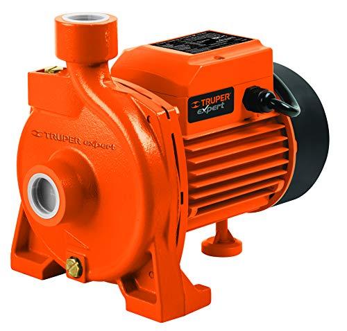 Truper Expert BOAC-1/2, Bomba eléctrica para agua, centrífuga 1/2 HP