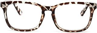 Cyxus Blue Light Filter Computer Glasses for Blocking UV Headache [Anti Eye Fatigue] Vintage Eyeglasses, Unisex(Men/Women)...