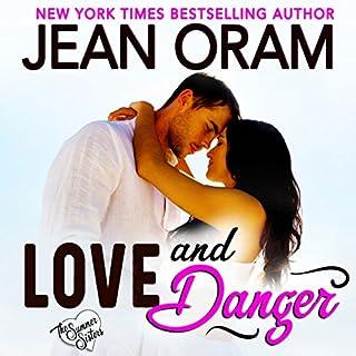 Love and Danger audiobook cover art