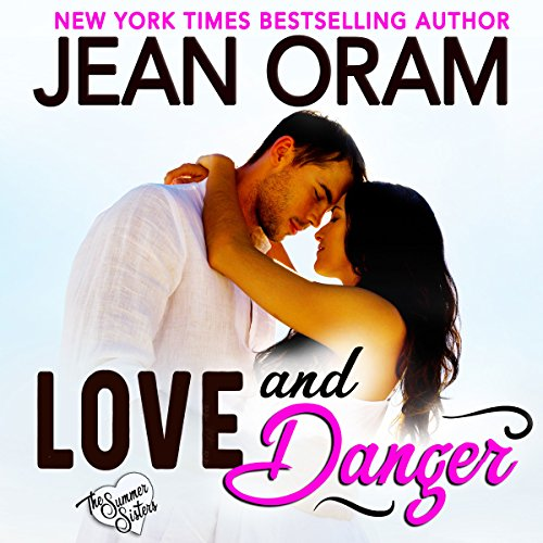Love and Danger audiobook cover art