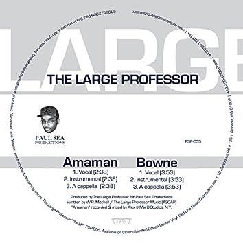 AMAMAN & BOWNE