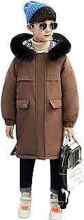 Nemopter – Abrigo infantil de camuflaje para niño, con capucha de invierno a la moda, con bolsillos, ropa para niños de 4 ...