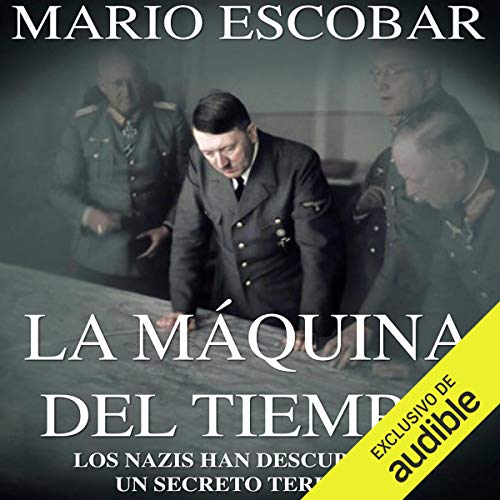 La Máquina del Tiempo [The Time Machine] audiobook cover art