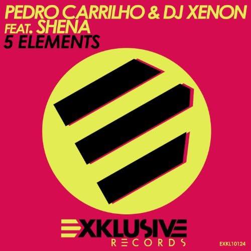 Pedro Carrilho, DJ Xenon & Shena
