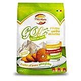 Frollini GO! Ricchi di fibre e proteine. Senza glutine. Formato da 200gr.