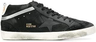 Luxury Fashion Mens HI TOP Sneakers Winter Black