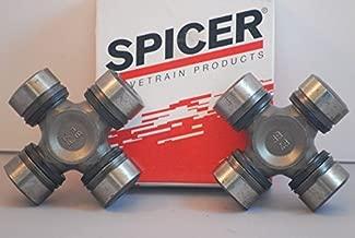 Dana Spicer Front Axle U Joint Set for Dana 30/44 Jeep TJ YJ XJ 1986-2006
