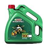 Castrol 151B2F MAGNATEC Aceite de Motor 5W-40 C3, 4 L