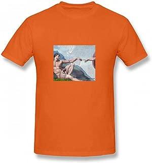 トップス 作成/フォーンパグ Men T-Shirt メンズ Tシャツ