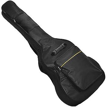 OcioDual Funda de Guitarra Clásica Universal Bolsa Acolchada con 2 ...