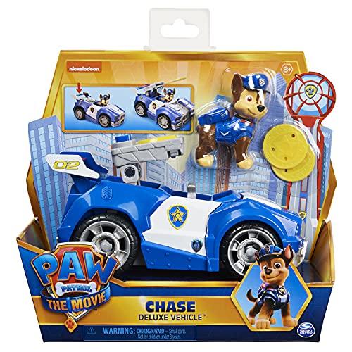 Bizak Patrulla Canina Vehiculo Temático Chase-Movie, Multicolor (61926675)