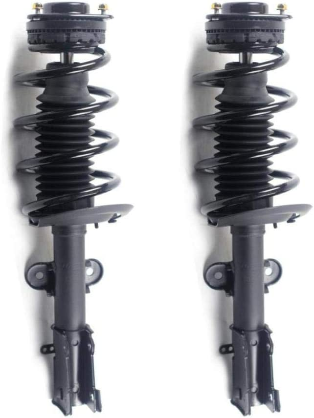 New Pair Set of 2 Front Complete Rare Side Shock Strut Chicago Mall S Left+Right