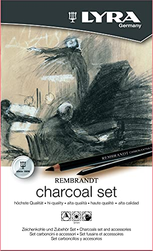 Lyra Rembrandt Hi-Quality Charcoal