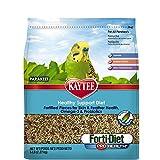 Kaytee Forti Diet Pro Health Food for Parakeet, 5-Pound