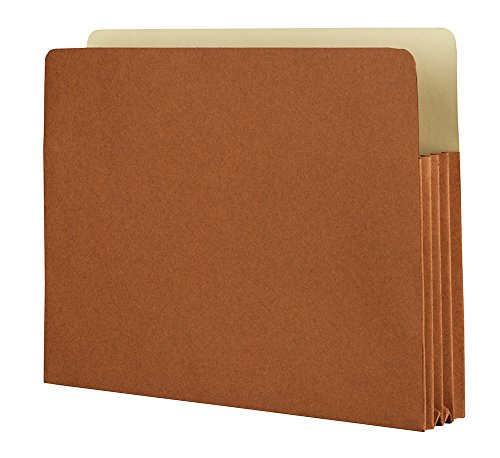"""The File King Expanding Accordion File Folder 