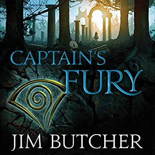 Captain's Fury cover art
