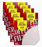 White 10 box set # 13001 [2-4] people for 50 pieces Kalita 102 filter paper c... by Kalita (Carita)