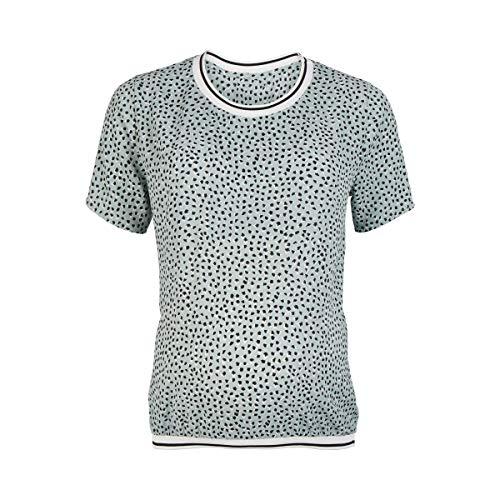 2HEARTS T-Shirt Grossesse Snippets T-Shirt de Grossesse T-Shirt de Grossesse, Aqua