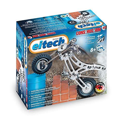 EITECH   00060 Metallbaukasten Starter-Set - Trial Bike