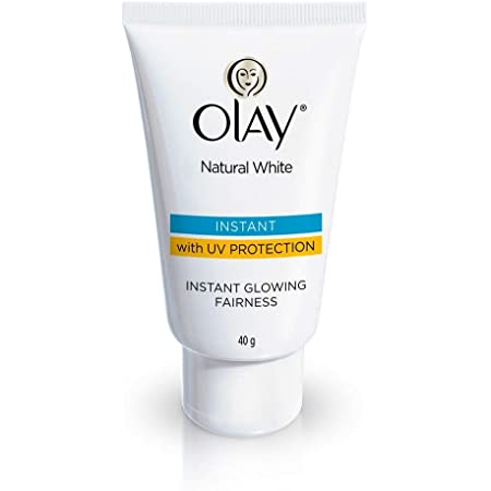 Olay Day Cream: Natural White Instant with UV Protection, 40g