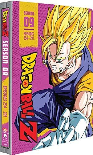 Dragon Ball Z Season 9 Blu ray product image