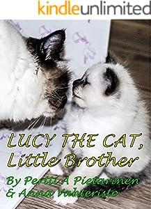 Lucy The Cat 2巻 表紙画像