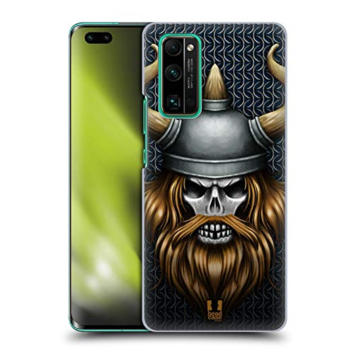 Head Case Designs Viking Skull Warriors Hard Back Case Compatible with Honor 30 Pro / 30 Pro Plus