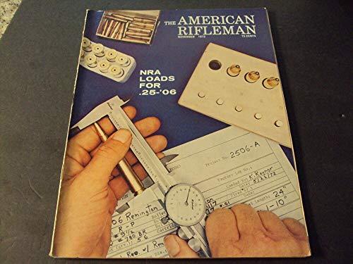 American Rifleman Nov 1972 Guide to Refinishing,...