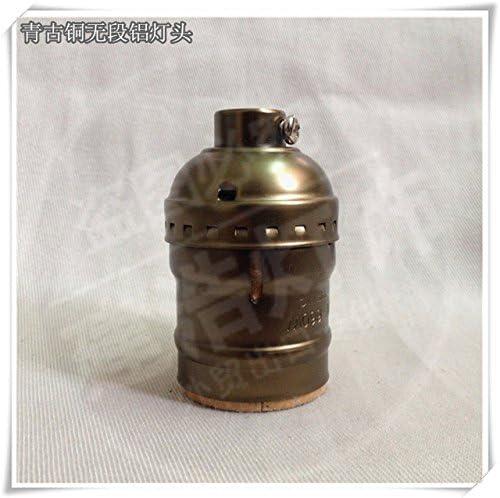 Kamas 10pcs E27 Retro Vintage Popularity Zipper Lamp Aluminum Style Sales Edison