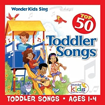 TOP 50 TODDLER SONGS