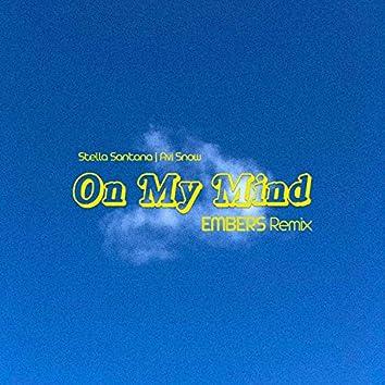 On My Mind (EMBERS Remix)