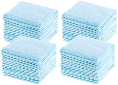 Sweetypet Pack de 60 alèses de propreté 60 x 60 cm pour Chiots