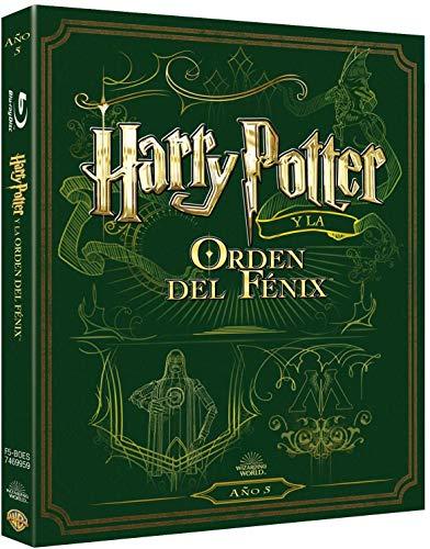 Harry Potter Y La Orden D