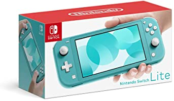 Nintendo Switch Lite 绿松石色