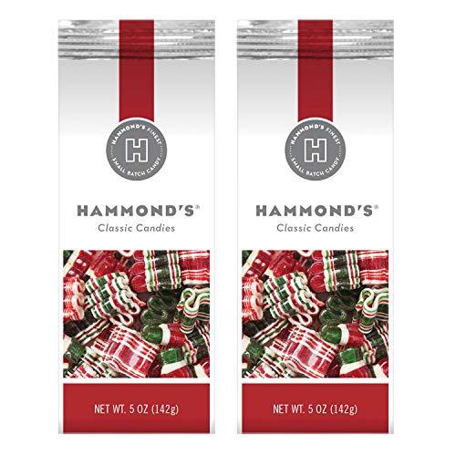 Hammond's Candies – Mini Ribbon 2- 5 Ounce Bags. Celebrate