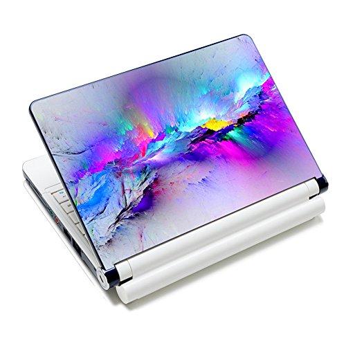 "eyscar Laptop Skin Aufkleber Aufkleber 13\"" 13,3\"" 14\"" 15\"" 15,4\"" 15,6 Zoll Laptop Vinyl Skin Sticker Cover Art Decal Protector Notebook PC(Snow Scene)"