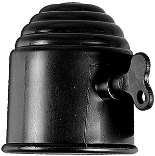 Anh/ängerkupplungsschutz Universal Ersatz Anh/ängerkupplungs-Abdeckkappe Gummi Autozubeh/ör Anh/ängerkupplung Wohnwagenanh/änger